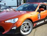 Scion FR-S with Enkei Wheels