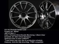 VOLK Racing G12 Centerlock for Porsche