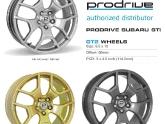 Prodrive GT2 Wheel Subaru STI