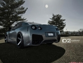 D2 Forged CV2 Deep Concave GT-R