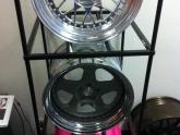 Wheel stack