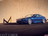 Avant Garde M510 on BMW 650