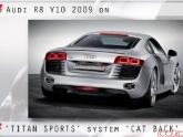 Quicksilver Audi R8 V10 Exhaust