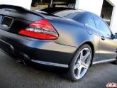 Renntech Mercedes Sl Trunk Spoiler