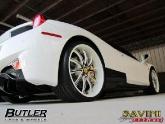 Savini Forged Ferrari 458 Italia 21x9 and 22x11.5