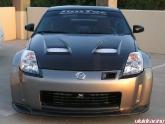 Seibon Vs Style Cf Front Lip Nissan 350z