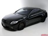 Wald Mercedes CL Aero Kit