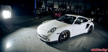 Porsche 997.2 Turbo S Complete Aero Kit Update