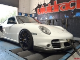New Agency Power Sleeper Valvetronic Cat Pipes Dyno Tested Porsche 997.2 Turbo