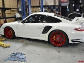 Project 997.2 Turbo S Prepping for Targa Newfoundland