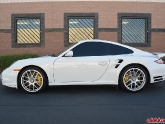 Porsche 997.2 Turbo S Side Shot