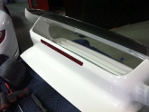 NR Auto GT2 Rear Decklid Spoiler to be installed