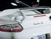NR Auto GT2 Replica Wing Installed Porsche 997.2 Turbo S