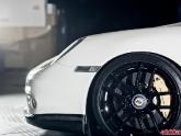 Agency Power Carbon Fiber Front Lip Spoiler Porsche 997.2 Turbo S