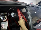 Porsche 997 GT3RS Cage Install