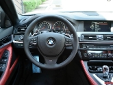 Arrival of the M5-interior