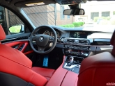 Arrival of the M5-interior2
