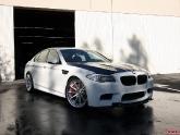 BMW M5 F10 SEMA Photo Seibon Carbon Fiber