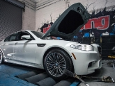 Project M5 on the Dyno