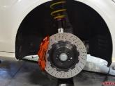 Brembo Brakes Installed 6piston 16inch Rotor