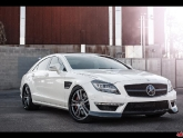 Mercedes CLS63 KW Brembo HRE Toyo Agency Power