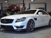 Mercedes CLS63 SEMA Preview