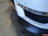 Mercedes CLS63 Carbon Fiber Front Lip Spoiler