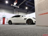Vossen Wheels Shoot with Mercedes CLS63