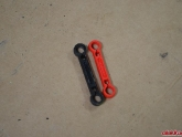 KW Rear Leveing Kit with Stock Leveling Bar
