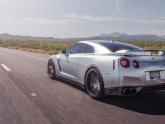 Project Nissan GTR II Photoshoot in Kearny/Globe Arizona