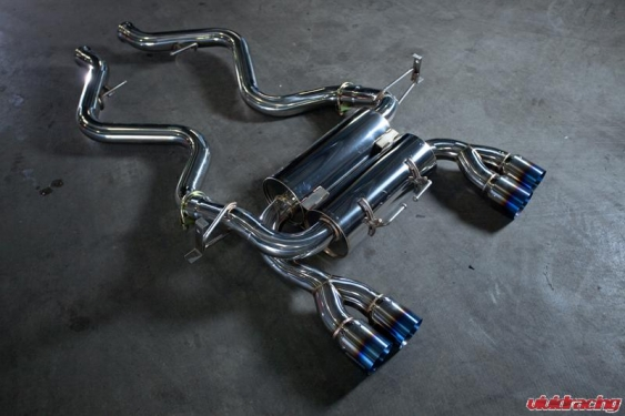 Agency Power Exhaust System BMW M3 E90 E92