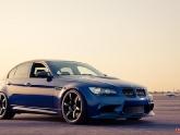 BMW M3 E90 Vorsteiner Volk Racing G2 Brembo Agency Power Chandler Airport