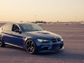 BMW M3 E90 Vorsteiner Volk Racing G2 Brembo Agency Power Chandler Airport