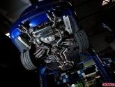 Agency Power Exhaust System BMW M3 E90 E92