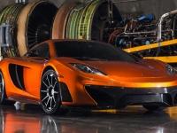 Project McLaren 12C