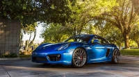 Project Porsche 981 Cayman S