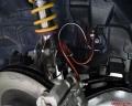 AP Brake Lines Installed Front