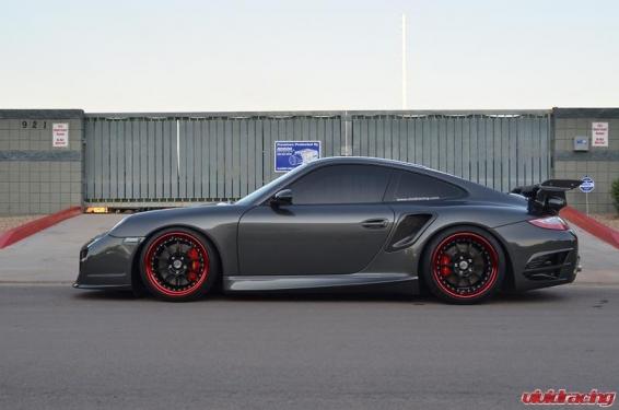 Porsche 997TT Photoshoot 9.15.11