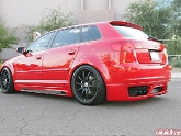 Audi A3 with Rieger Body Kit