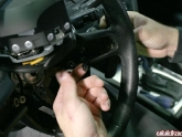 Agency Power Paddle Shifters Installed