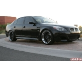 Bmw M5 Corforged Wheels With H&r Springs