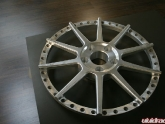 Cor Forged Wheels In Process And Weighed