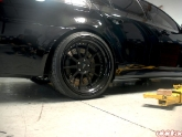 Project M5 Stoptech Bbk Install
