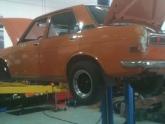Datsun Ksport Custom Suspension Upgrade