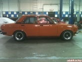 Project Datsun 510 Bre Flares And Front Lip