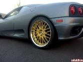 Ferrari 360 Work Wheels