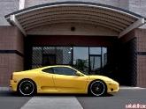 Project Ferrari 360 - Arrival