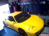 Ferrari On Dyno