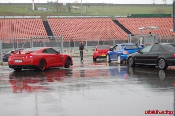 GTR in Romania