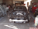GT-R Getting Read to be Painted